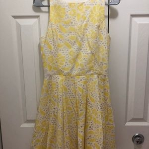Nordstrom yellow sundress